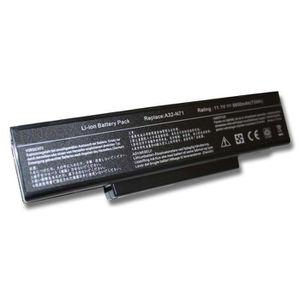 BATTERIE INFORMATIQUE batterie adaptable pour Asus N73SM-TZ069V Ordinate