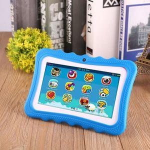 ORDINATEUR ENFANT 7'' Quad Core Tablette Tactile Enfant PC 512MB RAM