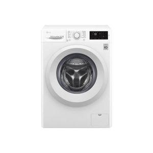 LAVE-LINGE LG Slim F2J5WN3W Machine à laver indépendant WiFi