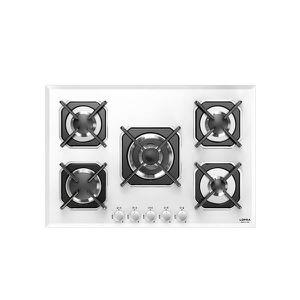 PLAQUE GAZ LOFRA HGB7E0 Sirio 75 blanc table de cuisson  valv