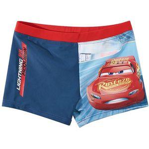 Cars Boxer de Bain Enfant gar/çon Disney Bleu et Rouge de 3 /à 8ans