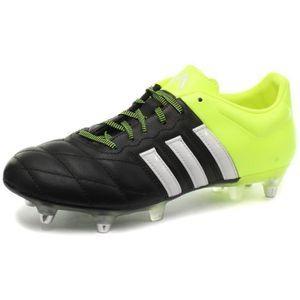 chaussures de foot adidas cuir