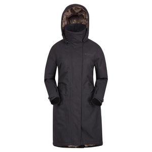 Mountain Warehouse 025386 Dales Fur Lined Womens Waterproof