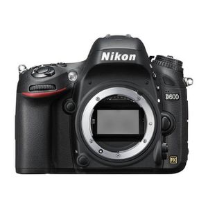 APPAREIL PHOTO RÉFLEX Nikon D600 Boîtier Nu Appareil photo reflex numéri