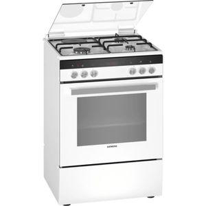 CUISINIÈRE - PIANO Cuisinière mixte Siemens HX9R4RG20