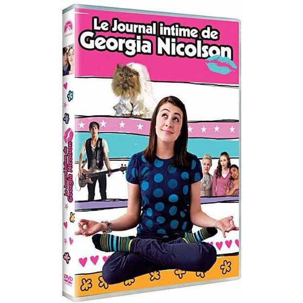 DVD FILM DVD Le Journal intime de Georgia Nicholson