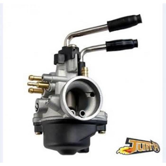 Carburateur Tun'R de 17.5 type PHBN scooter montage souple starter à câble