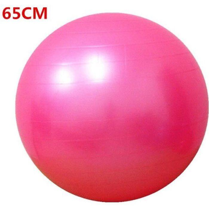 Appareil de massage manuel -Yoga à 65-75-85-95 cm Pilates ballon de fitness yoga gym d'intér...- Modèle: With pump - ZOAMFWZDA00875