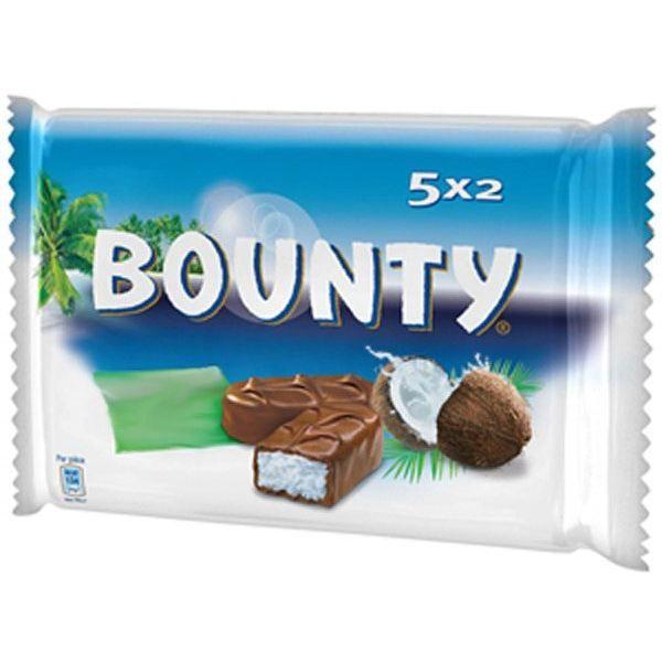 MARS WRIGLEY CONFECTIONERY FRANCE Bounty original - 5x57g