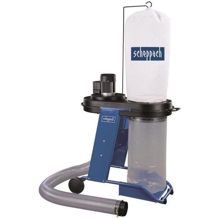 Collecteur de poussière SCHEPPACH HD12 550 W 75 L