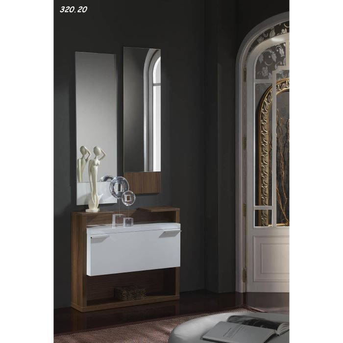 meuble chaussures balti 28 structure miroir achat. Black Bedroom Furniture Sets. Home Design Ideas