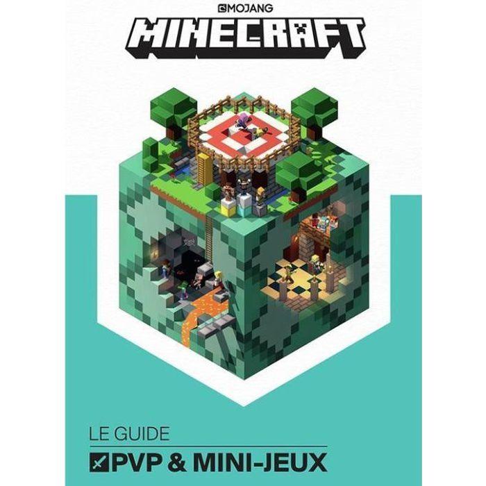 Livre De Guide Jeu Minecraft