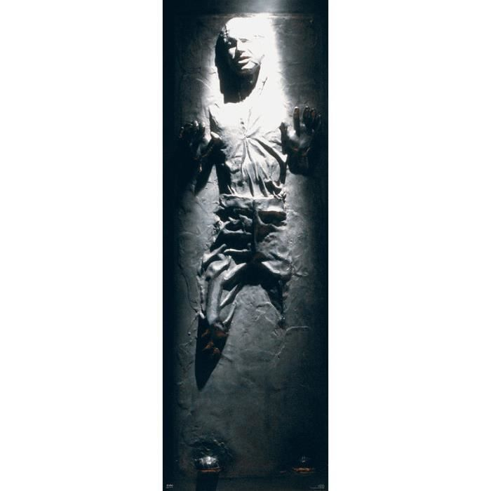 Poster Star Wars Han Solo Carbonite - Achat / Vente ...