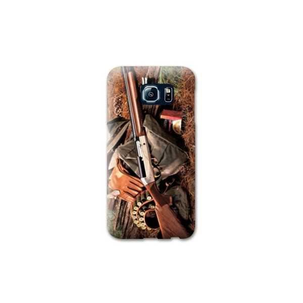 Coque Samsung Galaxy S7 chasse peche - - fusil N