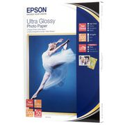 PAPIER PHOTO Epson C13S041944 50 feuilles 13x18 300g
