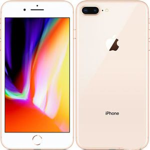 SMARTPHONE Apple iphone8 plus 64Go Or Etat correct
