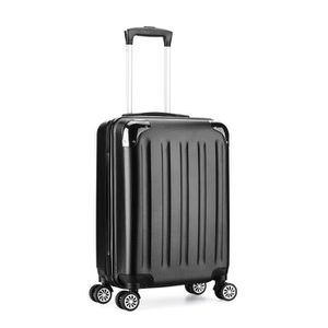VALISE - BAGAGE Valise cabine 55cm bagage a main ABS 4 roues rigid