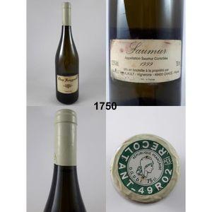 VIN BLANC Clos Rougeard - Brézé 1999 - N° : 1750, Saumur, Bl