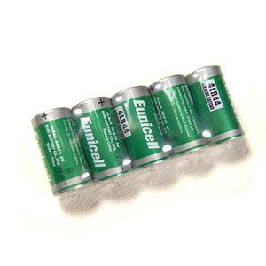 PILES Lot de 5 Piles Alcaline 4LR44 6V Eunicell