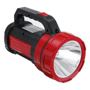 TORCHE DE JARDIN WANG  TEMPSA Lampe Torche Projecteur LED Rechargea