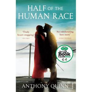 AUTRES LIVRES Half of the Human Race - Anthony Quinn
