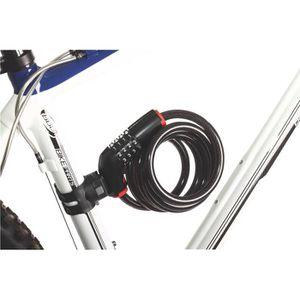 ANTIVOL Fixation Antivol Vélo BBB Cable Tie BBL-93