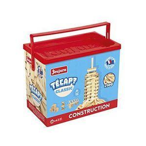 ASSEMBLAGE CONSTRUCTION JeuJura - Jouet en bois - Construction - Tecap Cla