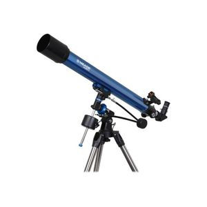 TÉLESCOPE OPTIQUE Meade Polaris German Equatorial Téléscope 70 mm f-
