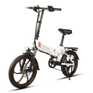 VÉLO ASSISTANCE ÉLEC Vélo électrique Samebike VELO ASSISTANCE ELECTRIQU