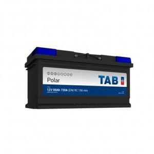 STATION DE DEMARRAGE Batterie de démarrage TAB Polar S L5B S90 12V 90Ah