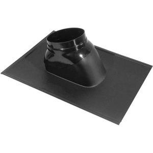 ACCESSOIRE TOITURE Solin ard 80/125 noir 25-45°