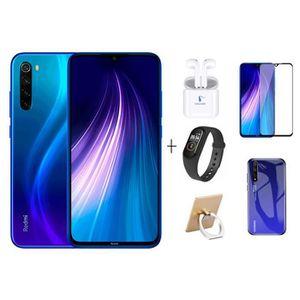 SMARTPHONE XIAOMI Redmi Note 8 64 Go (Ram 6 Go) Dual SIM Bleu