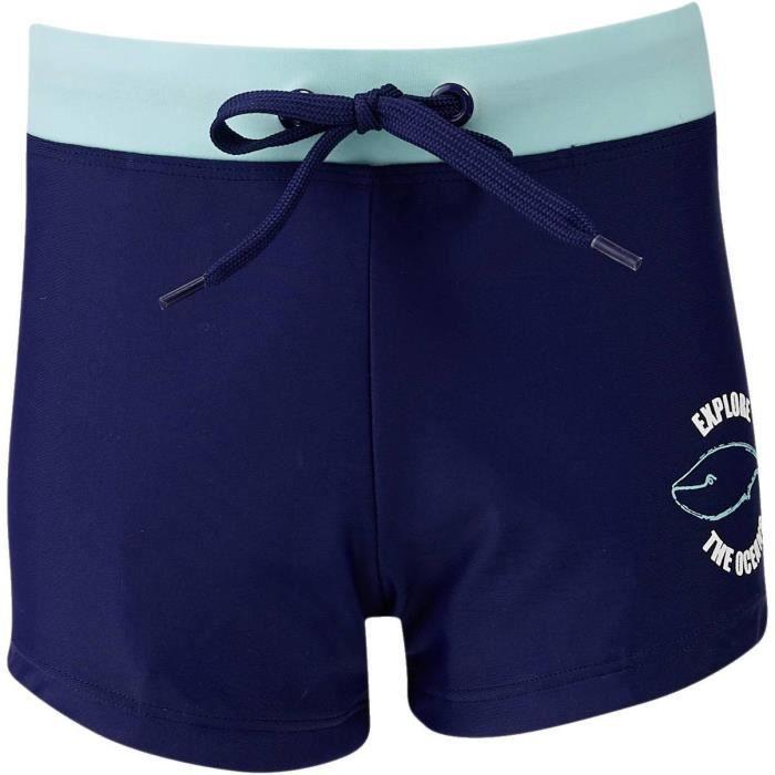 UP2GLIDE Boardshort Etienne - Enfant garçon - Bleu marine