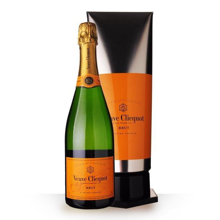 Veuve Clicquot Brut - Coffret Gouache - 75cl - Champagne