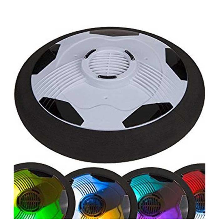 Disque de football Air soccer Disque de jeu de football s : Mousse et Plastique Fonctionnement : 4 piles AA (non