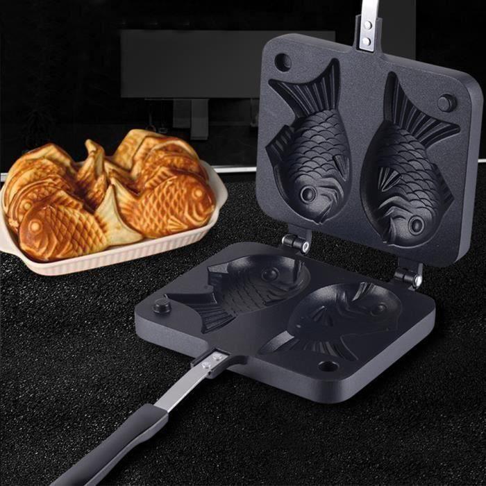 Gaufrier Machine Poêle antiadhésive En Forme De Gaufrier Accueil Cuisson Plaque