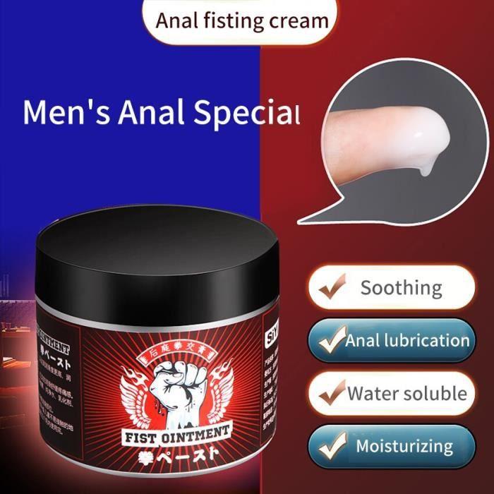 Huile lubrifiante analgésique pour hommes et femmes, pour le sexe Anal, Anti-douleur, graisse, crème de sexe pour [33D27B7]