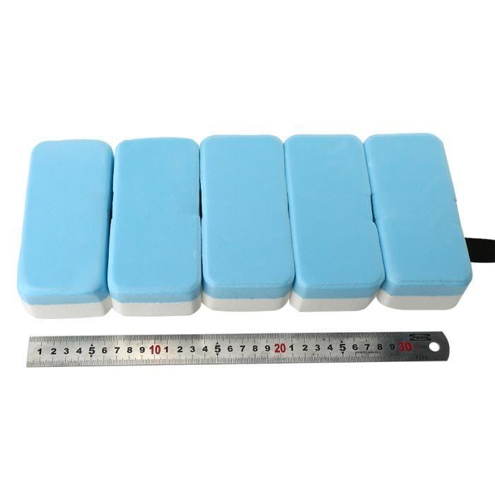 Garosa ceintures de bain Exercice aquatique auxiliaire EVA enfants aide à l'entraînement de natation ceinture de soutien planche