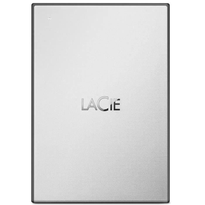 Seagate Disque dur Lacie Sthy2000800 2.5