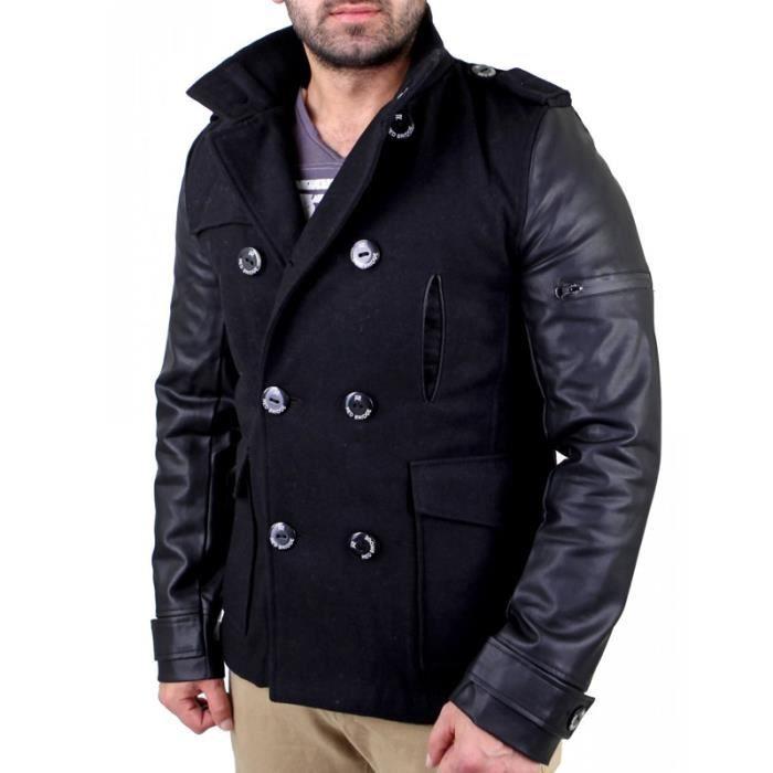 Manteau tendance homme Manteau RB41485
