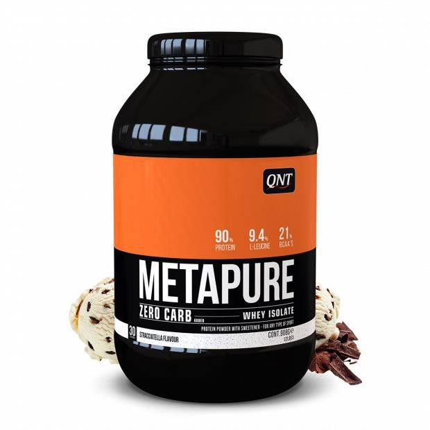 Metapure Whey Protein Isolate Stracciatella 908 g