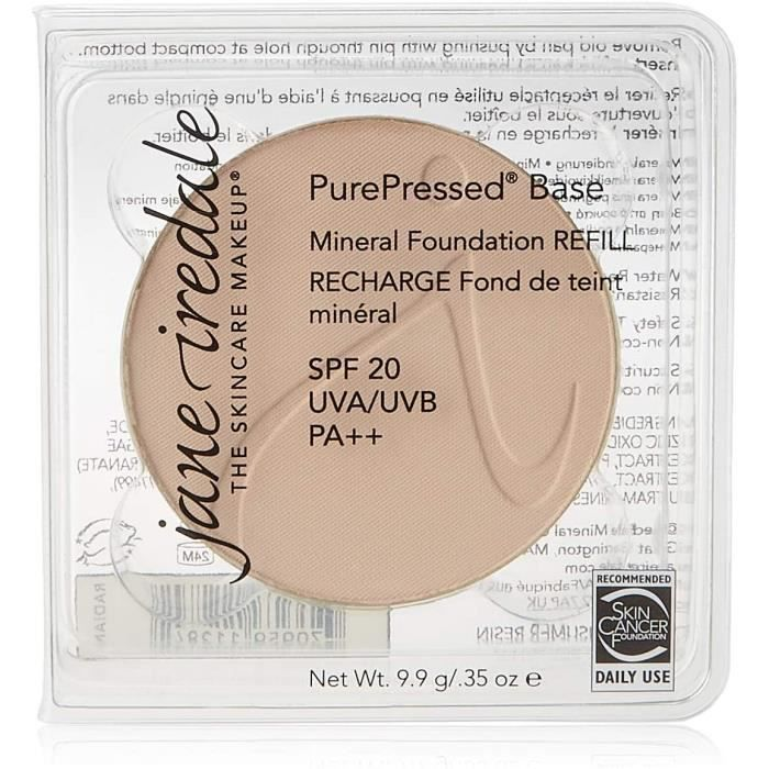 Jane Iredale Pure Pressed Base Mineral