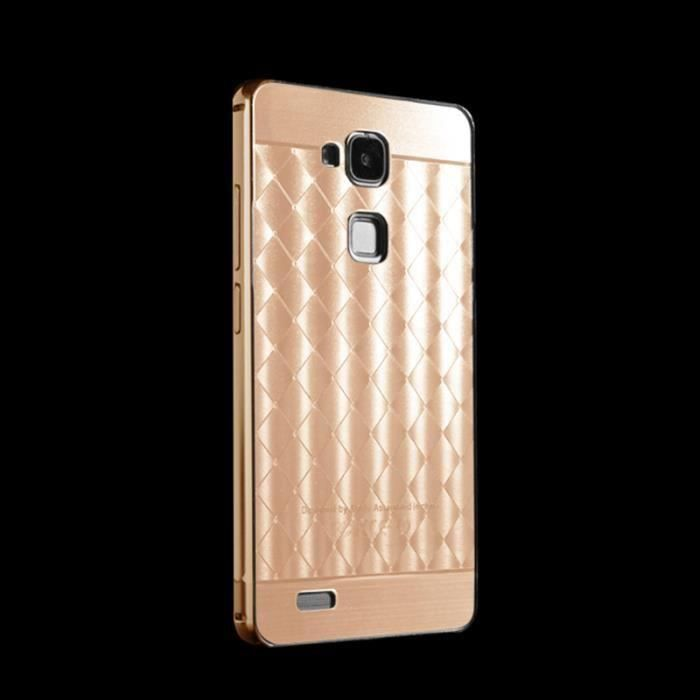 coque huawei mate 7 gold