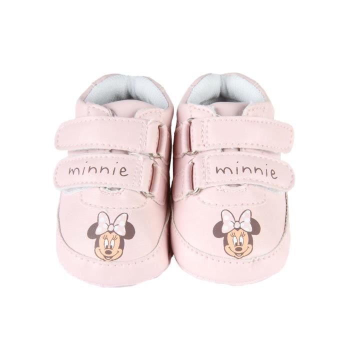 e12926d8d374c disney mid cf i bb minnie basket bebe fille rose minnie basket bebe fille  rose