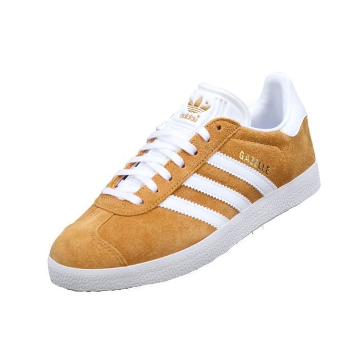 gazelle adidas moutarde