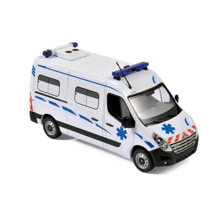 renault master ambulance 2011 1 43 norev achat vente voiture camion cdiscount. Black Bedroom Furniture Sets. Home Design Ideas
