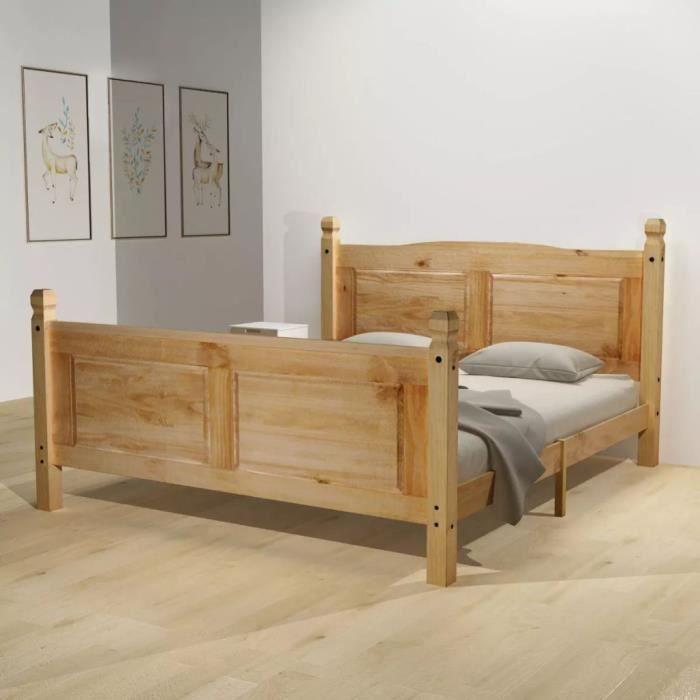 STRUCTURE DE LIT Cadre de lit et matelas adulte contemporain Enfant