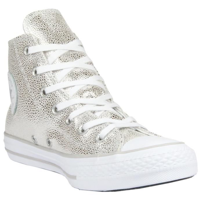 Converse Chuck Taylor All Star Stingray Metallic Salut chaussure de basket PT16M Taille-36