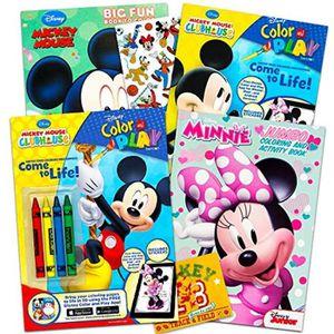 LIVRE DE COLORIAGE Jeu De Coloriage BIIHT Disney Coloring Book Super