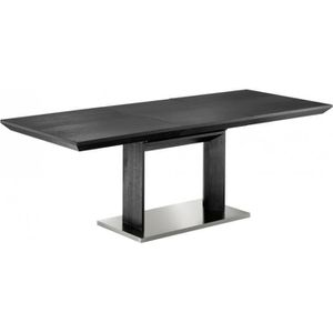 Table pied central achat vente table pied central pas for Table salle a manger pied central